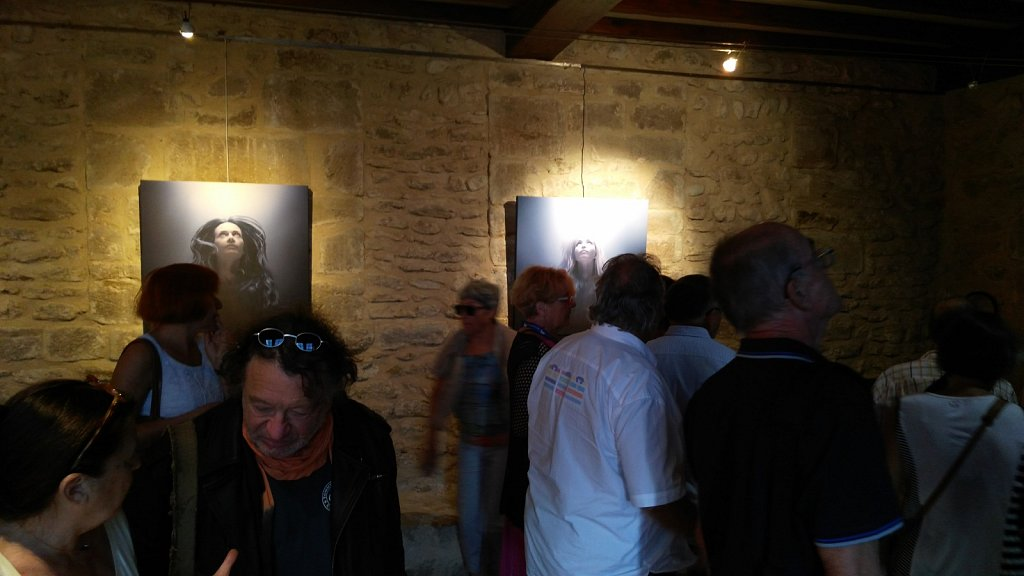Exhibition in Chabeuil