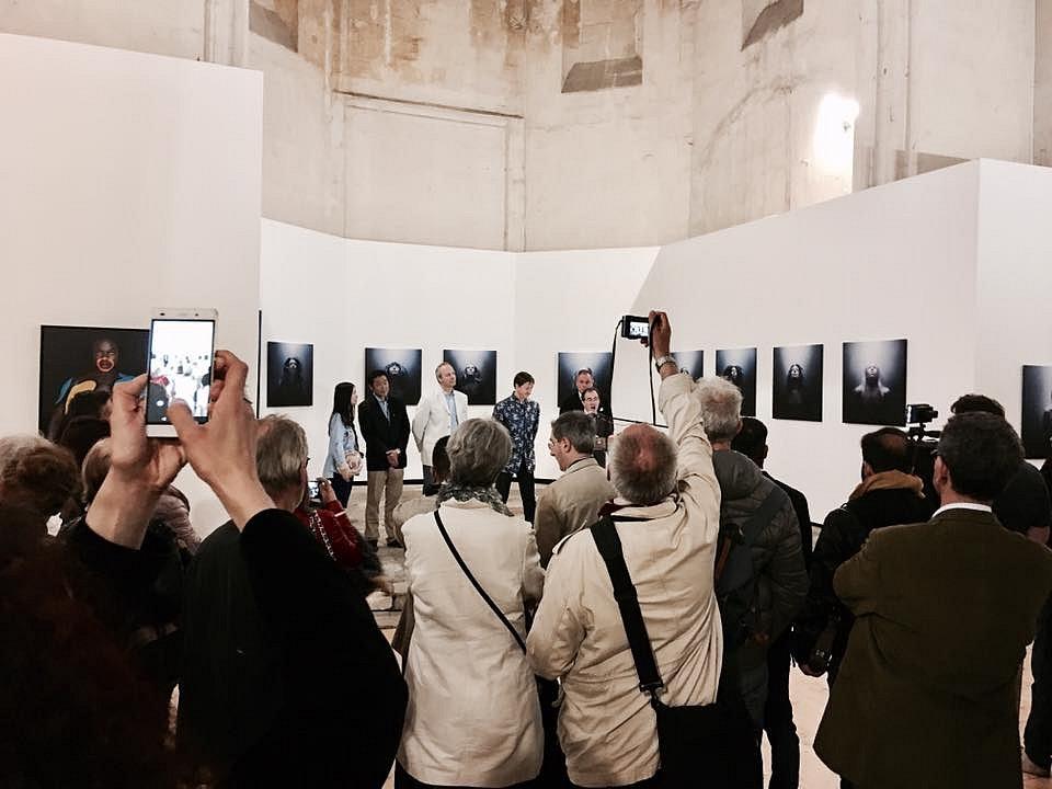 Opening of the FEPN in Arles2017